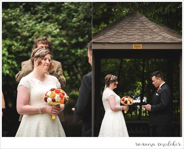 Foster Park Wedding Photography Fort Wayne Indiana