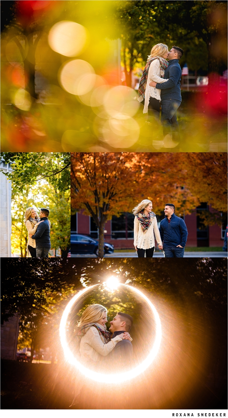 Westfield, Indiana Engagement Photos
