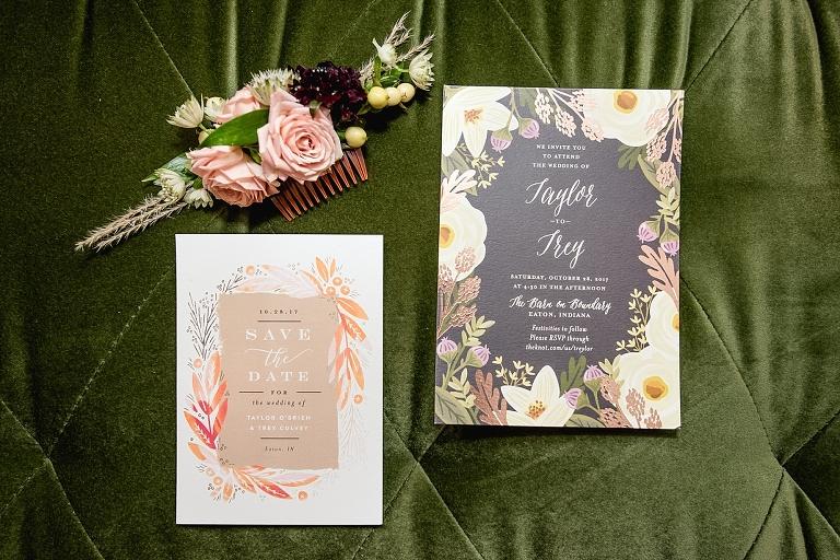 Wedding invitations Indianapolis