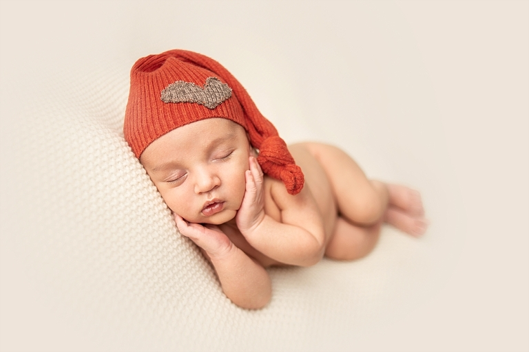Fishers, Indiana Studio newborn session