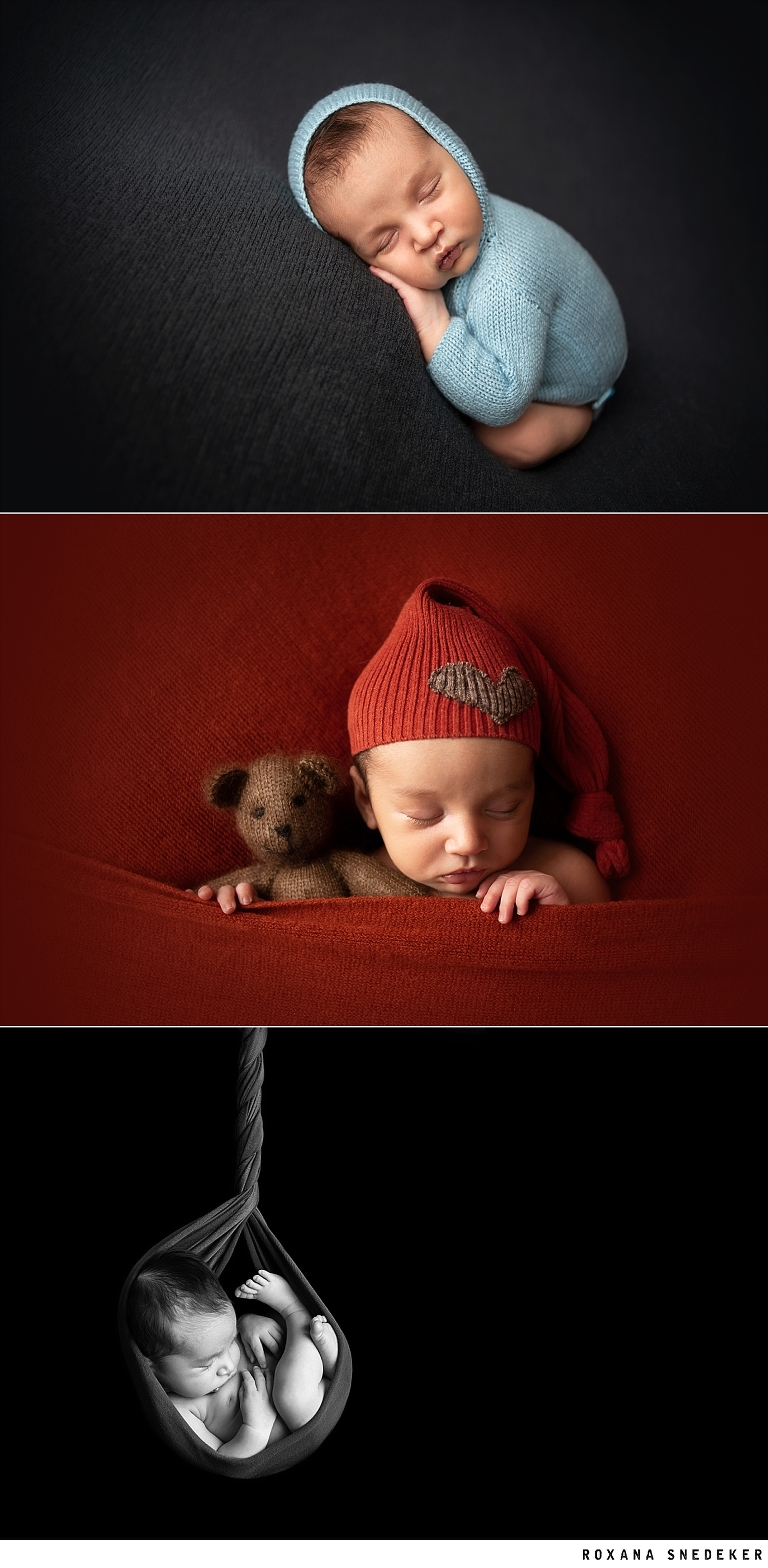 Baby art newborn photographer Indianapolis